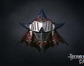 3D printable model Monster Hunter World - Rathalos Armor -