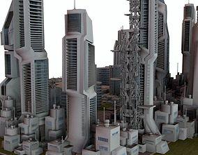 Spark City Upgraded version 3D model