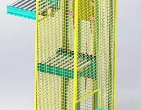 3D print model ELEVATOR