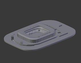 Vodofone Arena inonu stadyum 3D printable model