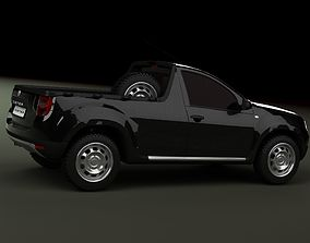 Dacia duster pickup omv 2014 edition 3D