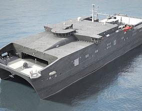 3D USNS Spearhead JHSV-1