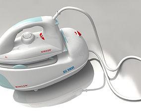 3D Singer SG 390R Ironing system singer