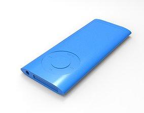3D model Apple iPod Nano