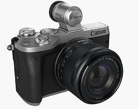 Canon EOS M6 3D camera