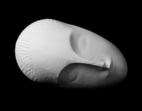 3D model Brancusi Sleeping Muse Sculpture