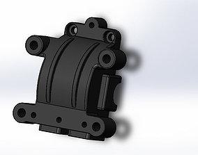 Tamiya TT-01 E Gearbox Damper Plate 3d Printable model