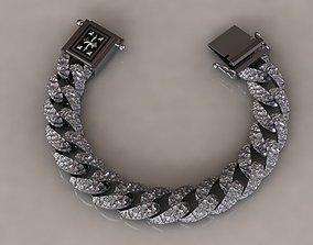 3D print model chain bracelets 13