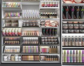 Cosmetic Set 5 Showcase 3D model
