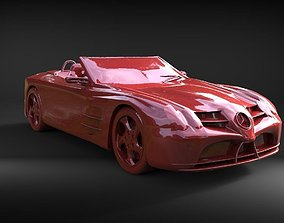 Car model slr 3D PRINT
