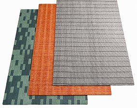 3D model new FABULA LIVING Carpet for variations 16