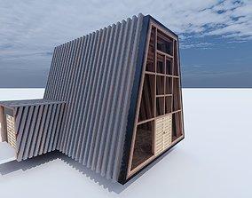 Cabin Alt 3 3D model