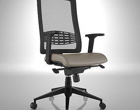 3D model Ergonomic Office Chair Kind