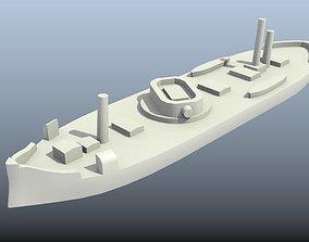 Brazilian Monitor Alagoas 3D print model