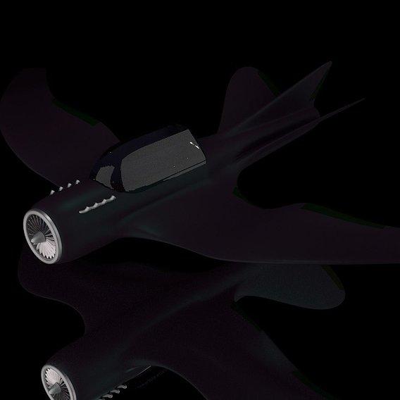 Spy Plane p1