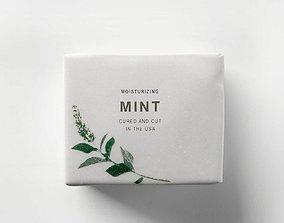 body 3D Mint Duo Soap