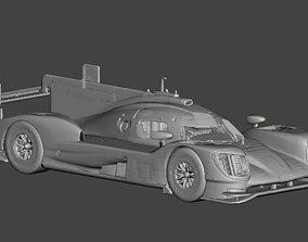 3D printable model Porsche 919 Hybrid 2016 print ready 1