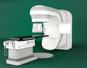 3D model Varian TrueBeam Radiotherapy