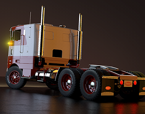 3D Peterbilt 352 Truck