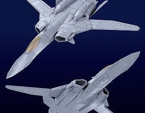 3D model YVF-22VG Sturmvogel II