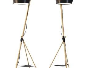 3D model Woodendot Ka Lamp XL