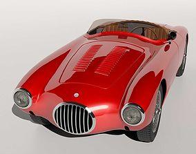 1954 OSCA Mt4 3D