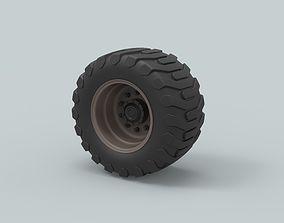 Offroad wheel 23 3D