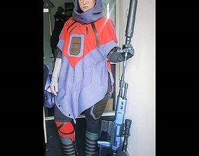 3D printable model Shepherds watch DESTINY cosplay sniper