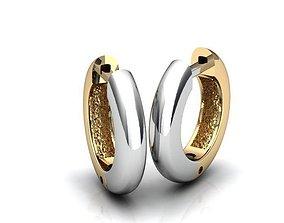 accessory 3D print model Earrings