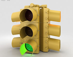 Traffic Light light 3D