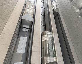element 3D elevator
