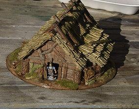 Iron Age House 3D printable model