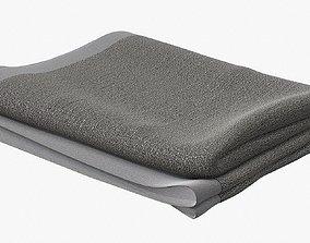 Blanket Folded V2 3D model