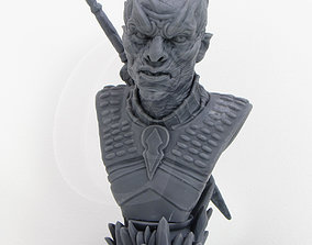 Night King Bust - Ready to Print STL for resin printers