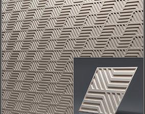 Gypsum 3D panel 31
