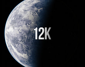 3D model Planet Milecha 12K