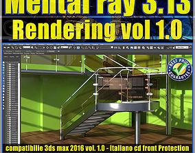 Mental Ray In 3ds max 2016 Vol 1 Rendering Cd