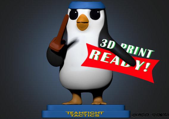 League of Legends Penguin TFT