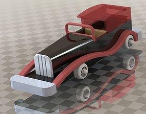 3D print model 30s car