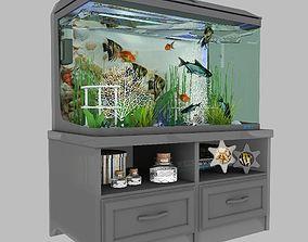 3D Aquarium 01