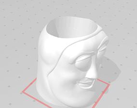 3D model buzz lightyear Pot