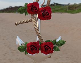 3D model Decorative Anchor
