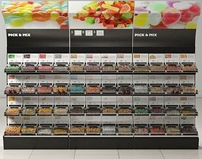 store fixtures 24 am161 3D
