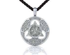 Celtic unisex pendants 3D printable model