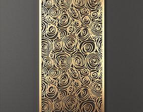 Decorative panel 35 3D