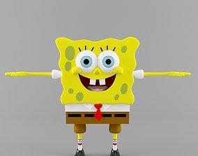 3D model Sponge Bob