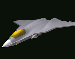 3D Next Generation Fighter NGF