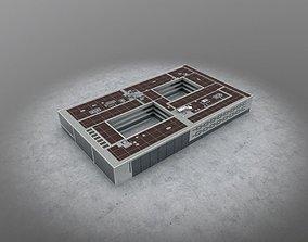 3D model EDDB Technical Building 5