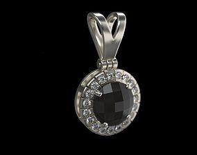 diamonds Pendant 3D printable model