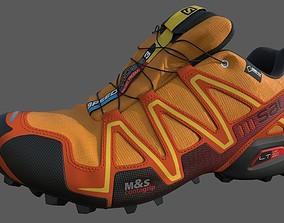 Speedcross 3 livery pack 01 for man 3D model